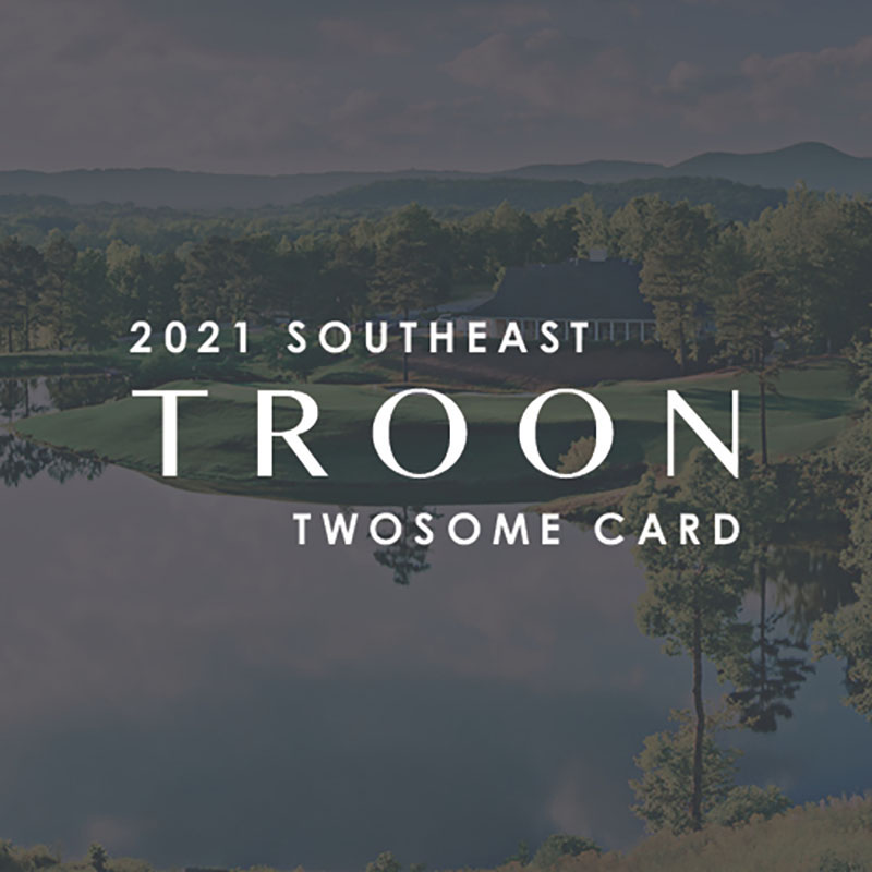 Southeast Troon Card - The Frog Golf Club